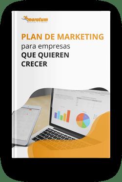 Mockup - Plan de marketing empresas que quieren crecer